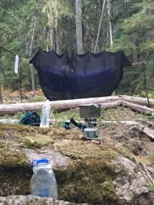 Saturday's camp